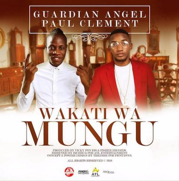 Paul Clement Ft Guardian Angel - Wakati Wa Mungu