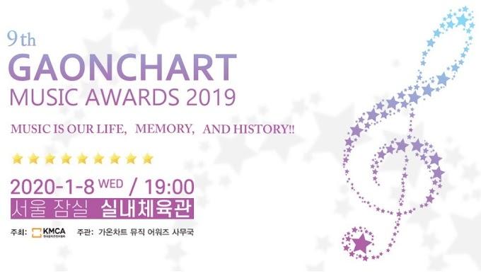 9th Gaon Chart Music Awards