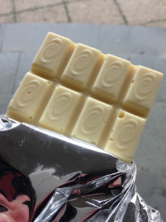 Poundland Creamy White Chocolate
