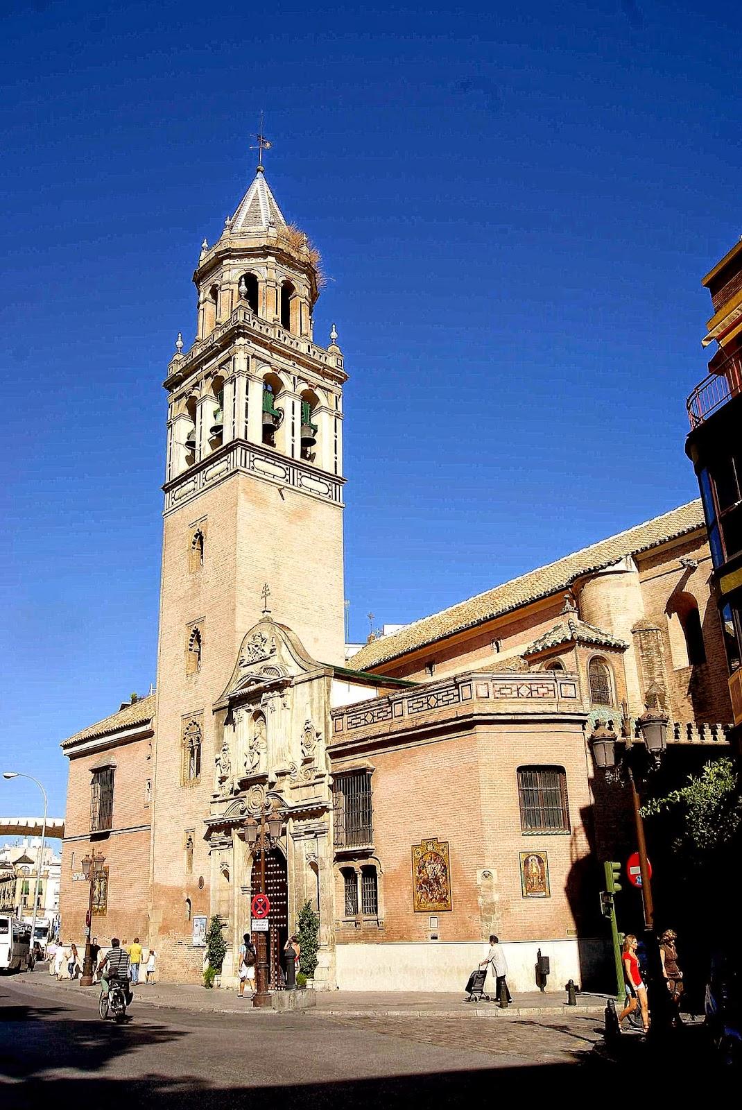 Resultado de imagen de Iglesia de San Pedro  sevilla