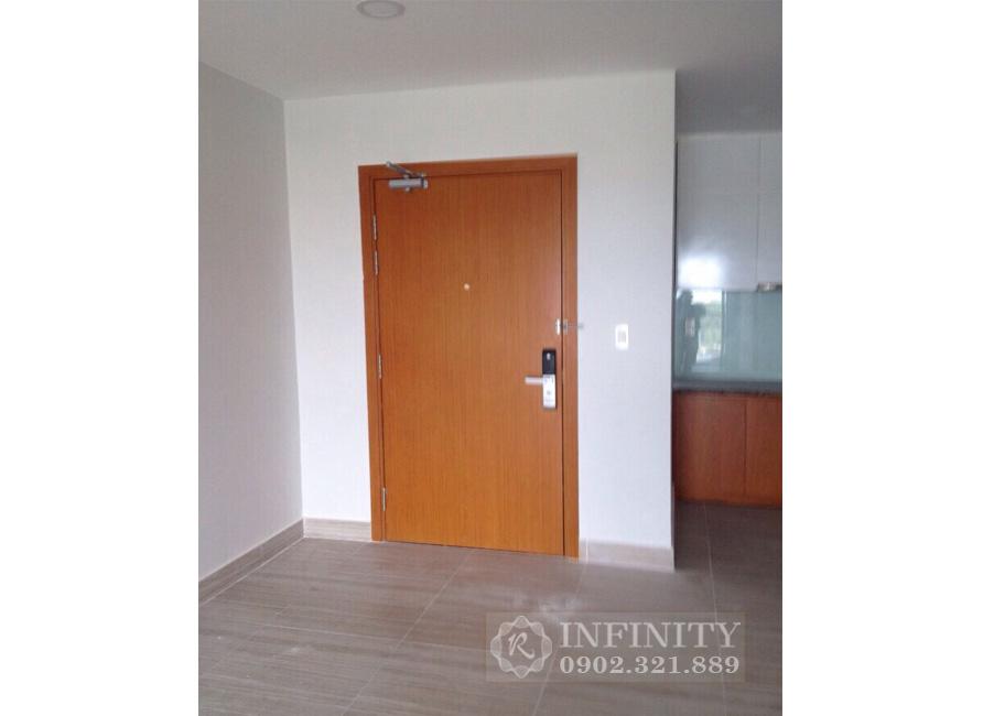 Bán căn hộ Everrich Infinity nội thất cơ bản - khóa cửa thông minh