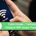 Trik Gunakan Wifi Tanpa Password