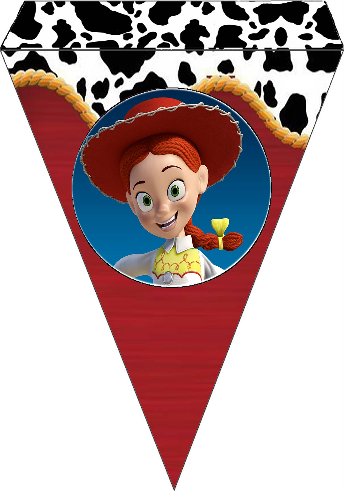 Jessie Toy Story Free Printable Kit