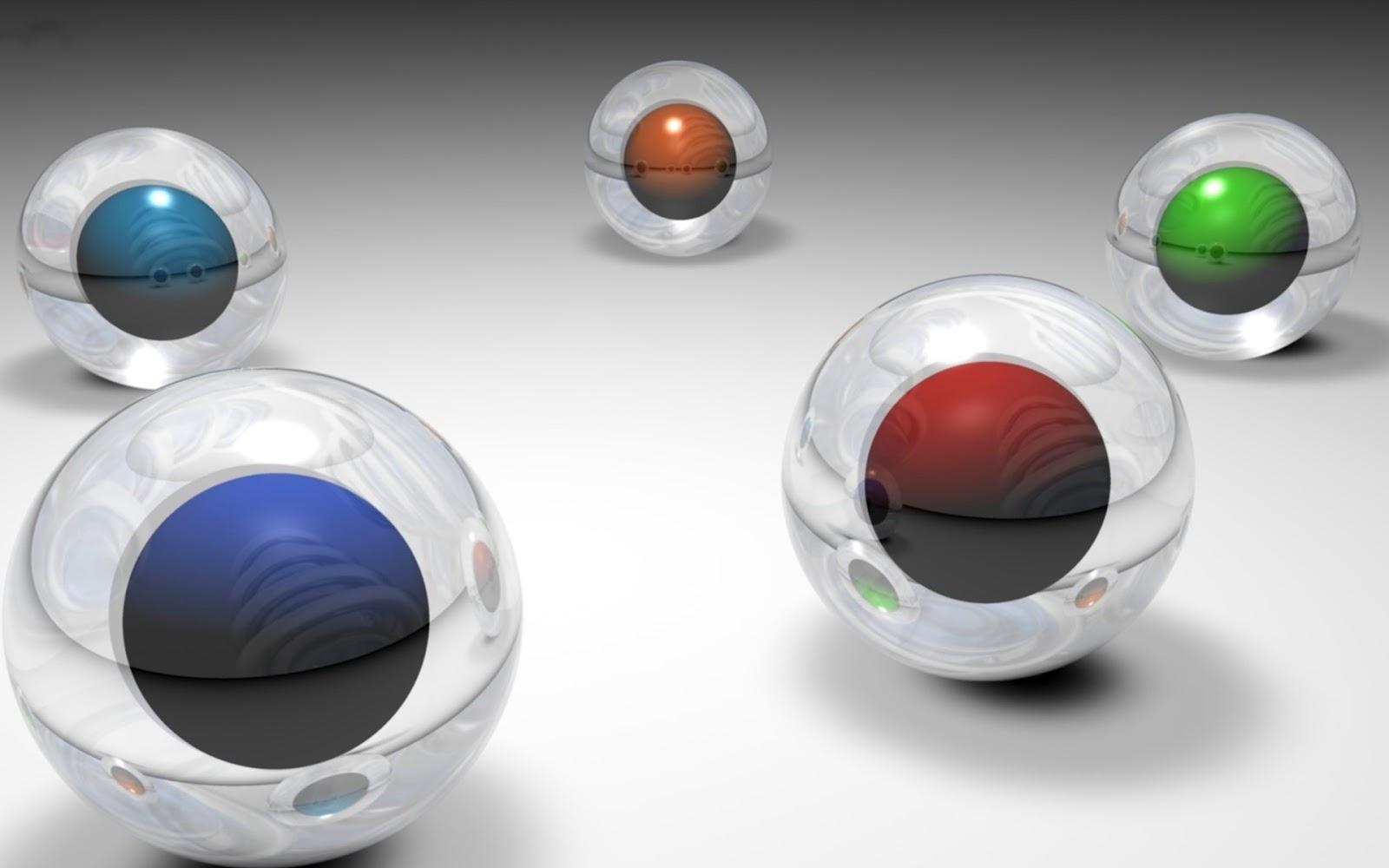 3D Glass Wallpapers ~ Top Best HD Wallpapers for Desktop