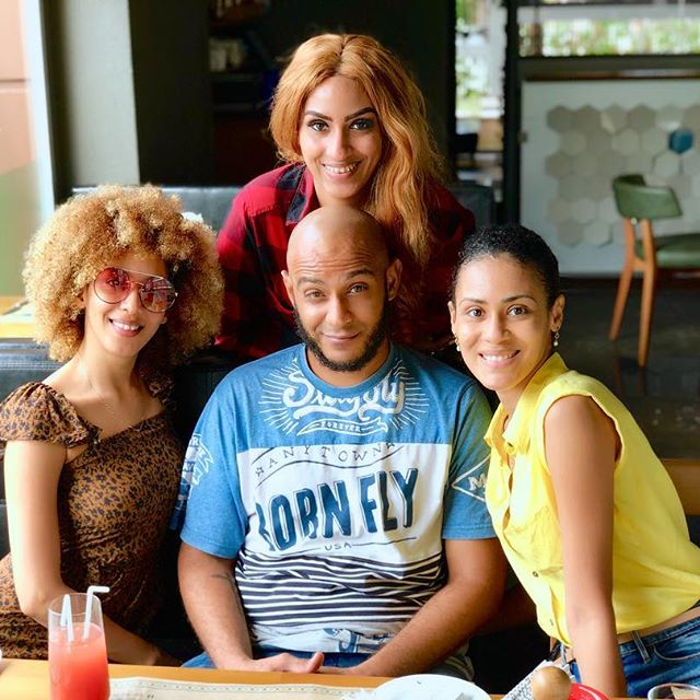 juliet ibrahim family