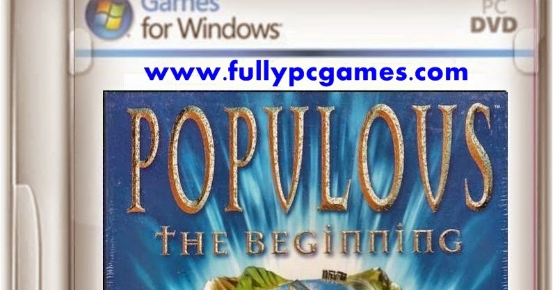 Populous The Beginning Game