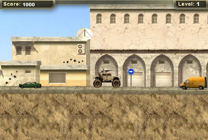 War Machine Deluxe Play Free Online Game