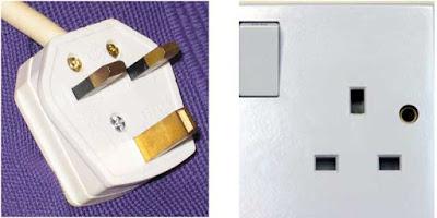 Instalaciones eléctricas residenciales - Enchufe tipo G