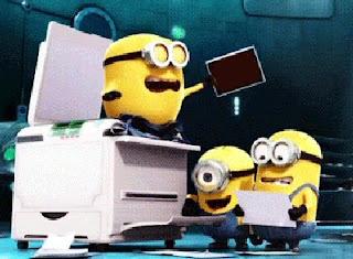 Playing printers