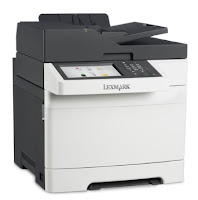 Lexmark CX517de Printer Driver Download