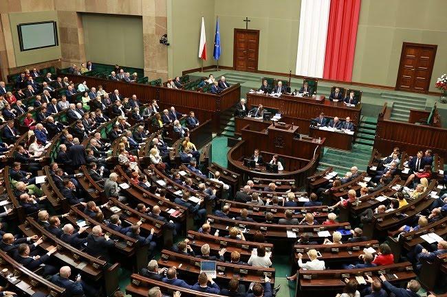 Fot. Kancelaria Sejmu / Krzysztof Białoskórski CC BY 2.0