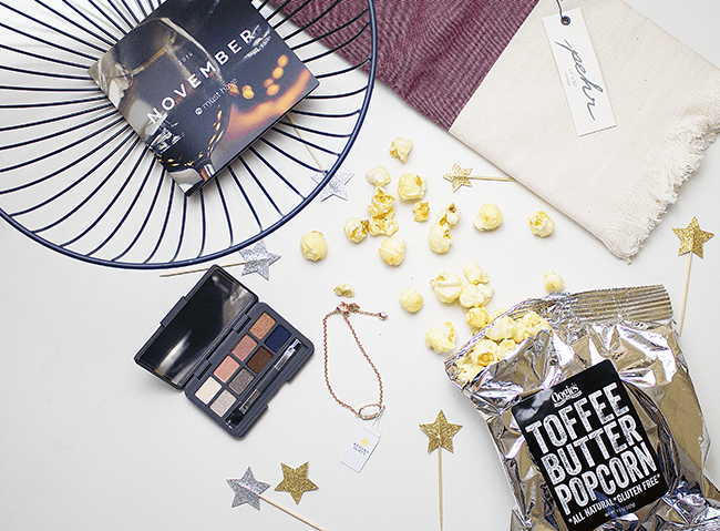 November POPSUGAR Must Have Subscription Box Review