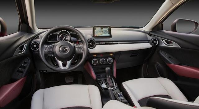 2018 Mazda 3 Interior Redesign
