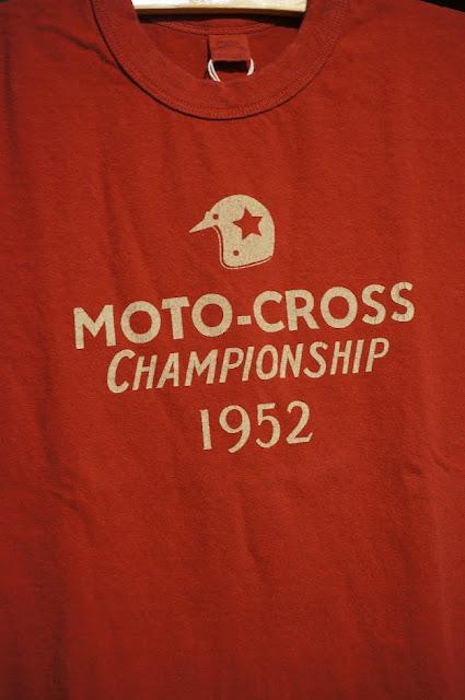 UES MOTO-CROSS Tシャツ