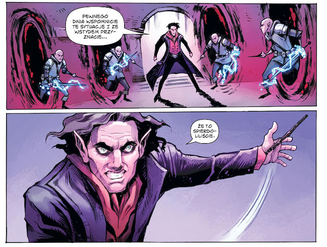 rat queens tom 3 demony, komiksy, recenzja, non stop comics