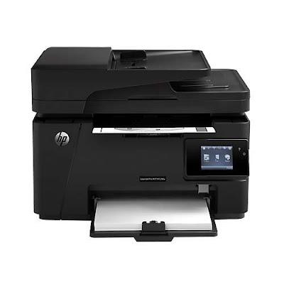 HP LaserJet Pro MFP M128fw Driver Downloads