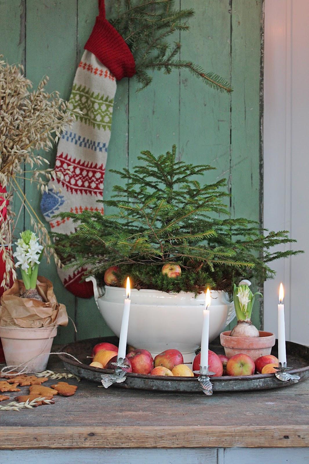Vibeke design: julens dekorasjoner !