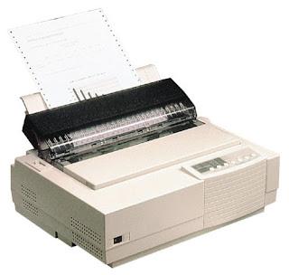 Sejarah Printer Komputer