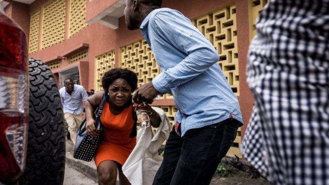 Congo: Deaths at anti-Kabila protest