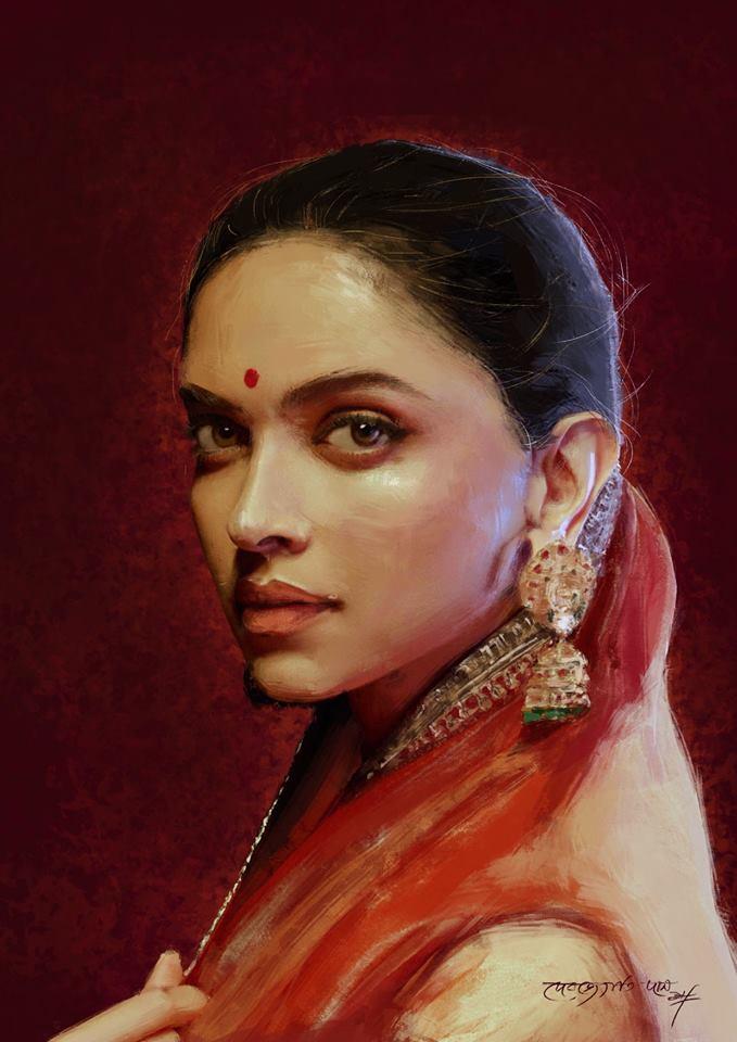 TELUGU WEB WORLD: DIGITAL IMAGES OF Deepika Padukone