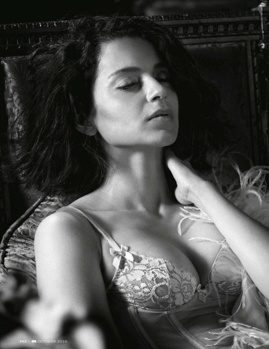 Kangana Ranaut hot photos, Kangana Ranaut black and white hot photos, Kangana Ranaut hottest photos, Kangana Ranaut hot sexy photoshoot