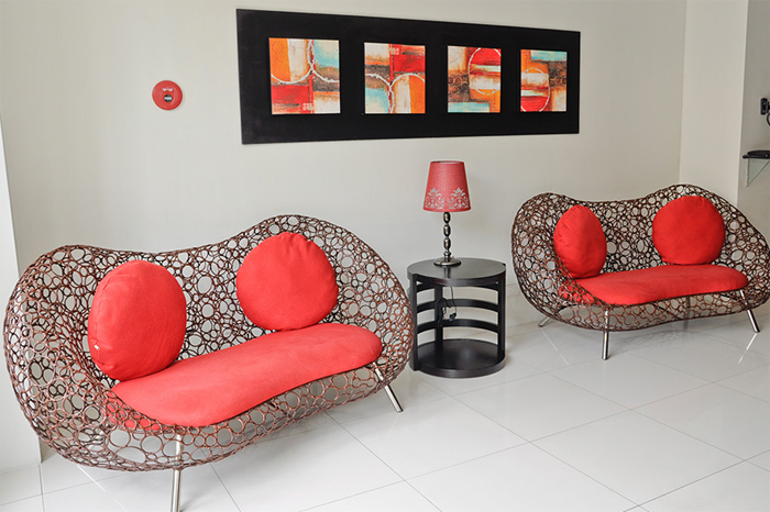 Premiere Citi Suites Cebu Lobby