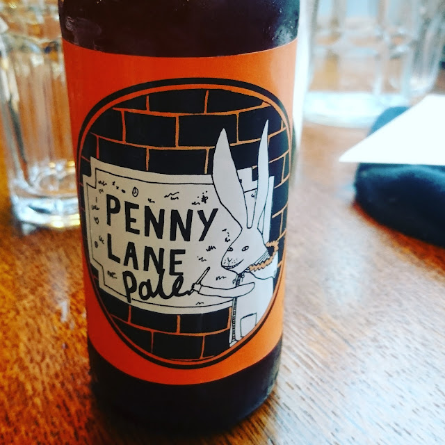 Penny Lane from Mad Hatter real ale craft beer liverpool