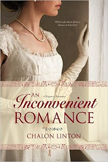 Heidi Reads... An Inconvenient Romance by Chalon Linton