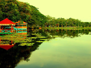 danau raja rengat