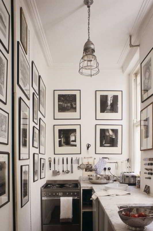 Desain Dapur Minimalis Klasik Sederhana