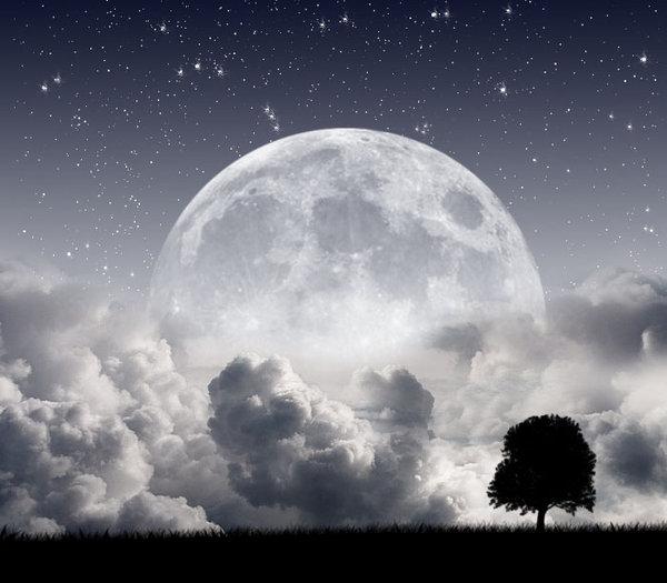 8 Misteri dan Fakta Aneh yang Menyertai Pembentukan Bulan