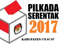 Ini Hasil Hitung Cepat / Quick Count Pilkada Kabupaten Cilacap 2017