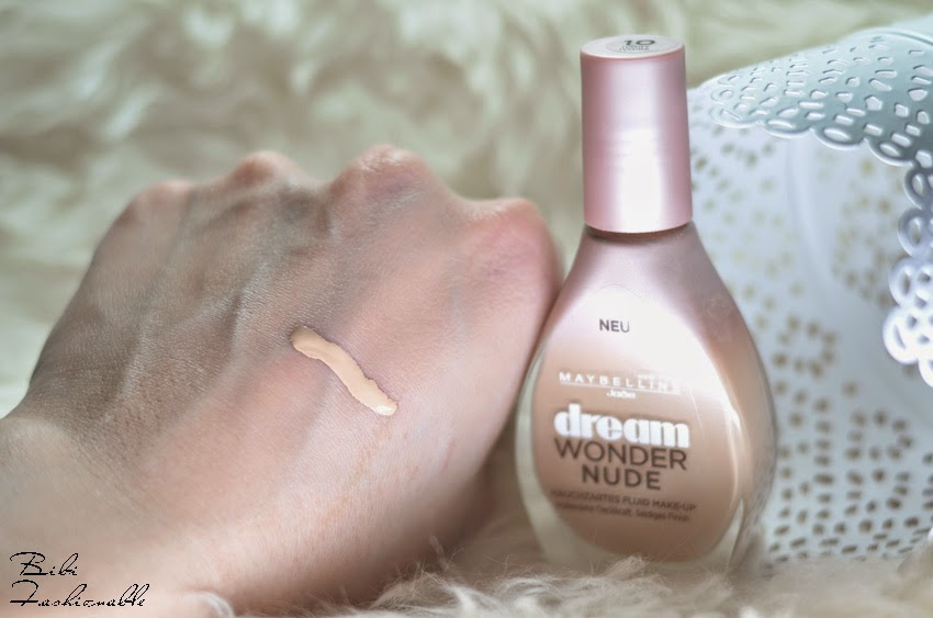 Maybelline Dream Wonder Nude Swatch
