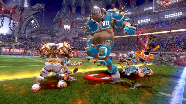 Mutant Football League PC Full