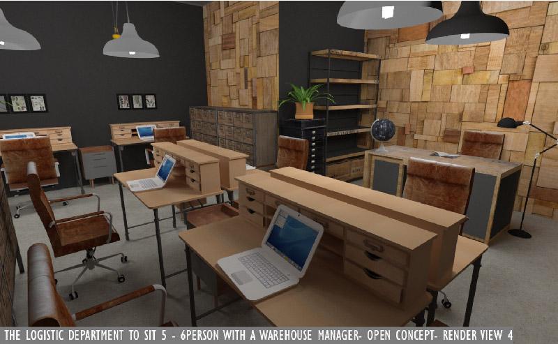 Rinnovare l'ufficio per favorire il coworking