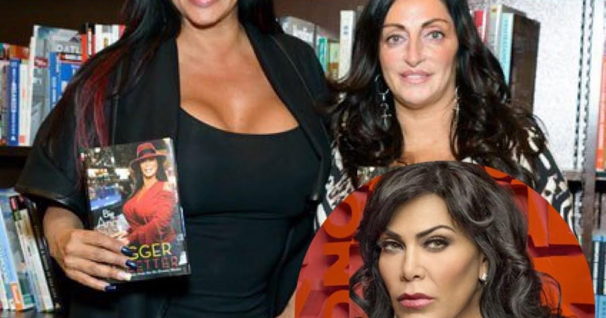 Big Angs sister Janine Detore honors late Mob Wives star