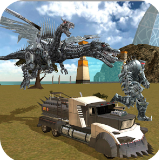 Game Android Dragon Robot Download
