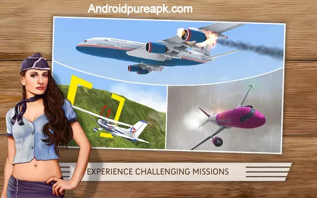 Take Off The Flight Simulator Mod Apk