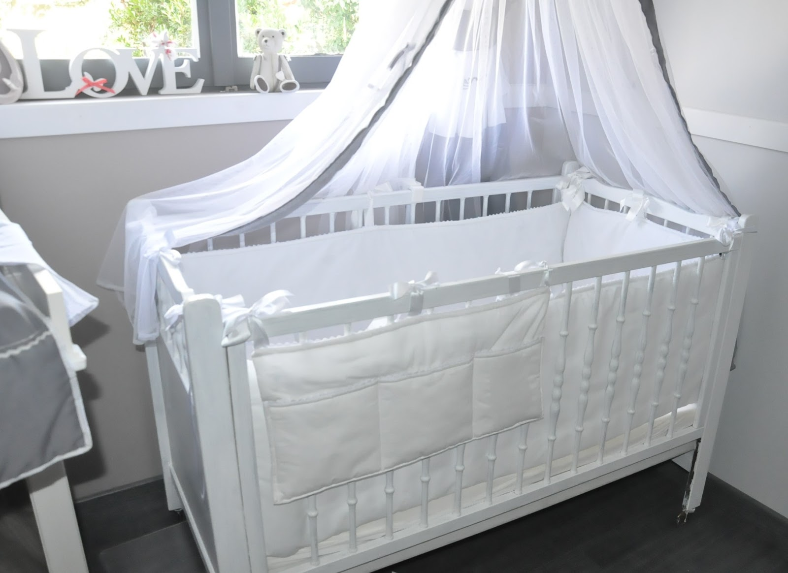 mesure lit de bébé