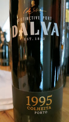 Dalva Colheita Port 1995 - DOC Douro, Portugal (93 pts)