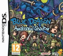 Blue Dragon: Awakened Shadow, nds, español, mega, mediafire