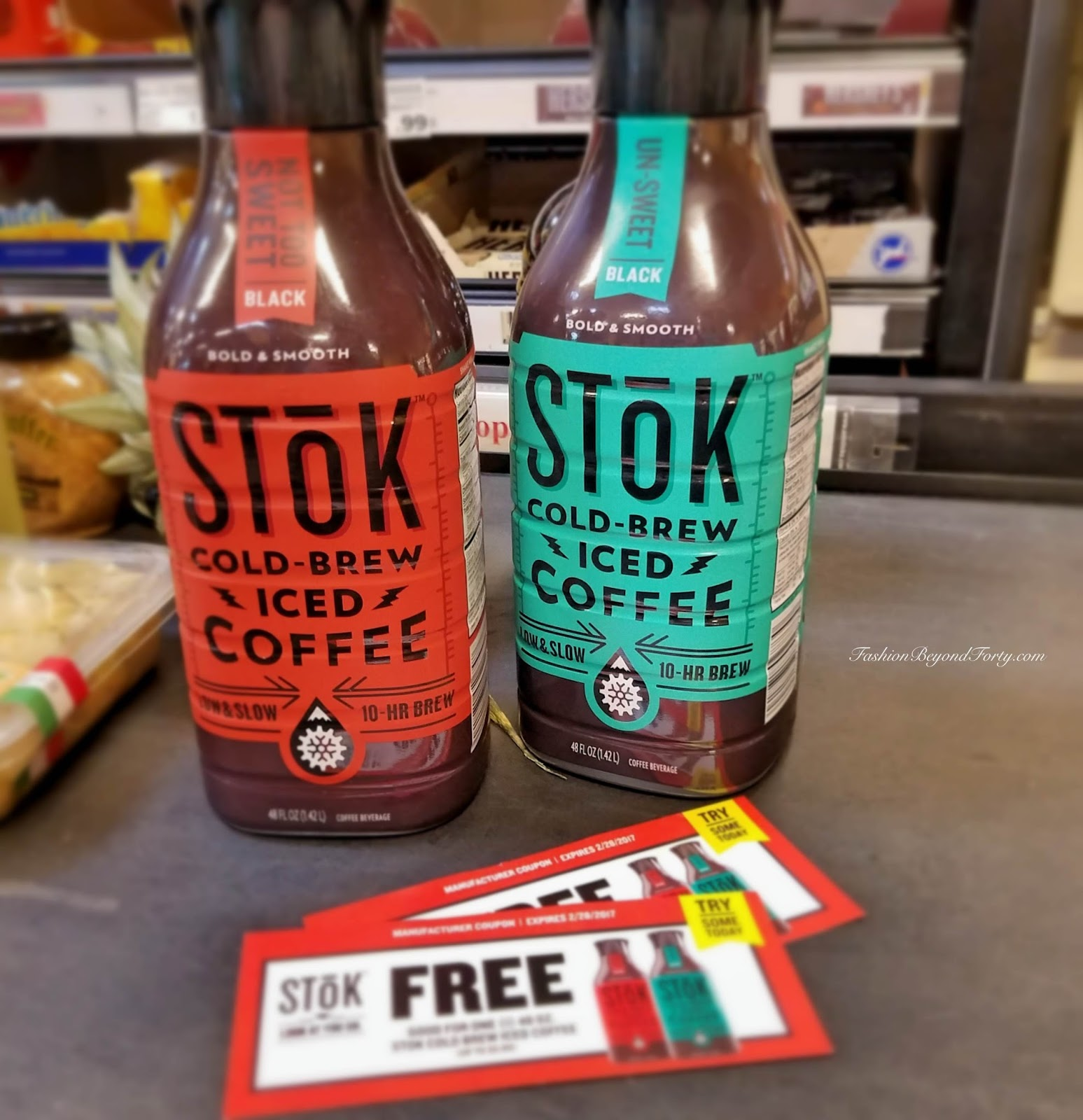 Cold Brew Coffee Lovers Rejoice - Stōk Coffee To The Rescue!