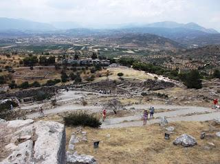 микены греция достопримечательности