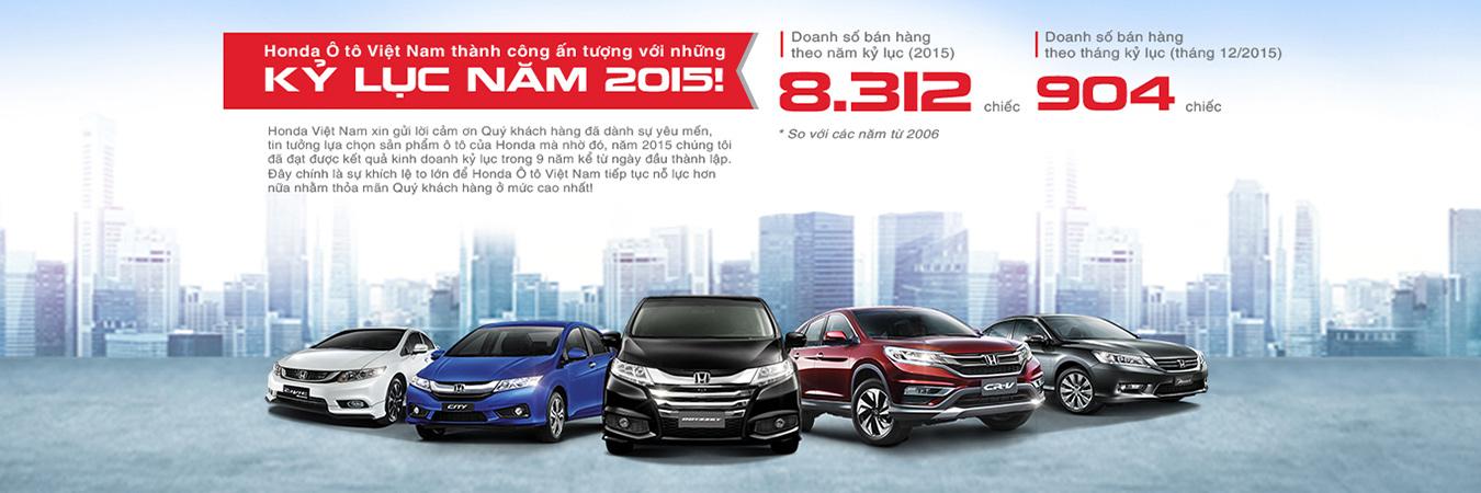 Honda ô tô Hai Phong