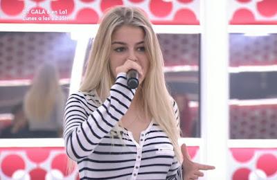 Nerea: Superstar  | Gala 8 OT 2017