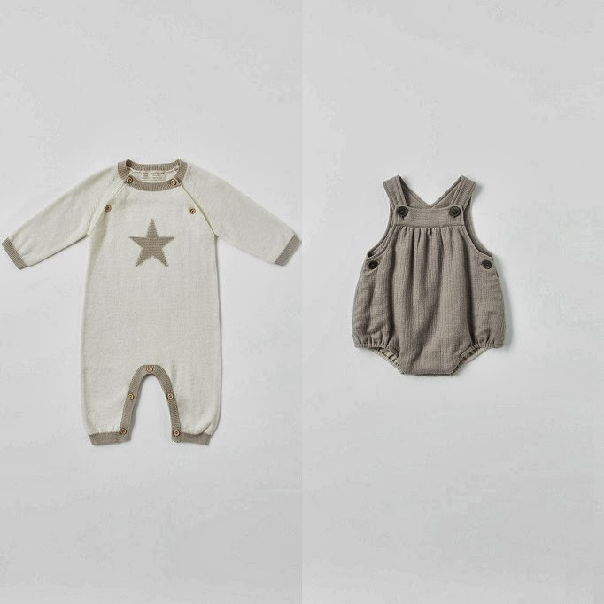 Baby clothes from Zara
