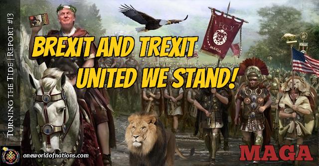 Trump, Legion, Army, Brexit,