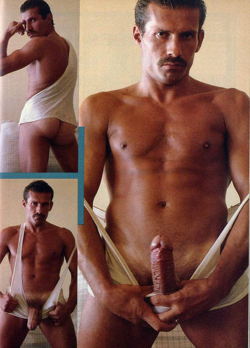 Welcome To My World  Rocco Rizzoli - Advocate Men - December 1984-3342