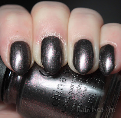 china glaze rebel swatches review heroine chic
