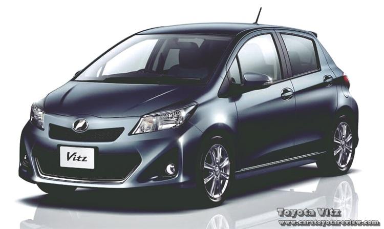 Toyota Vitz Design And Interior